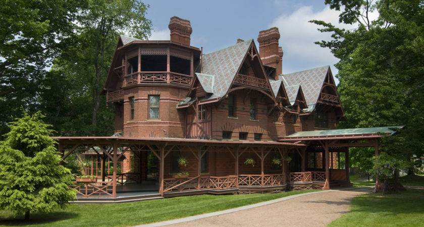 Mark Twain House Hartford Conn Visited People