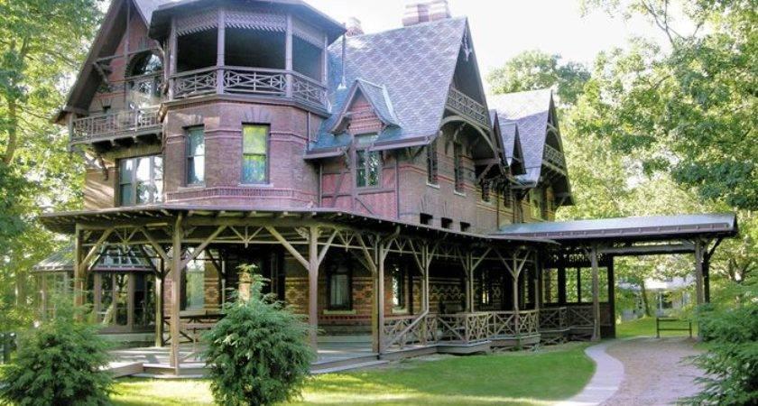 Mark Twain House Hartford Connecticut Pinterest