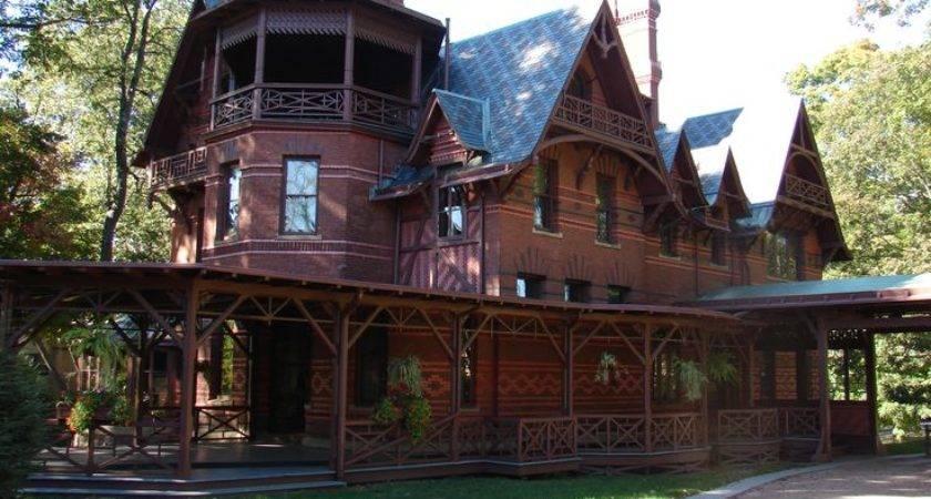 Mark Twain House Hartford Haven Been Way Too