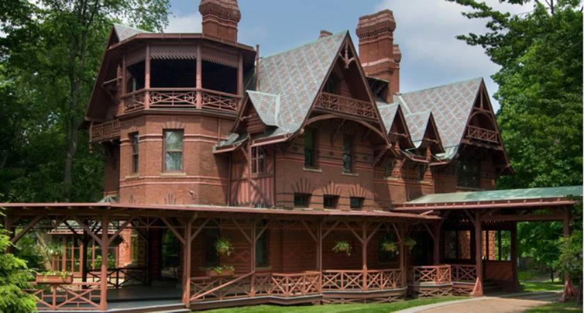 Mark Twain House Photograph John Groo