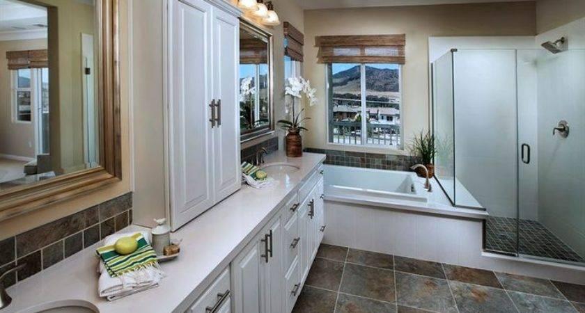 Master Bathroom Model Home Dream House Pinterest