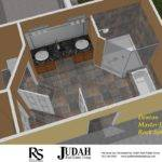 Master Bedroom Bath Floor Plans Bathroom