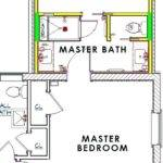 Master Bedroom Bathroom Addition Floor Plans