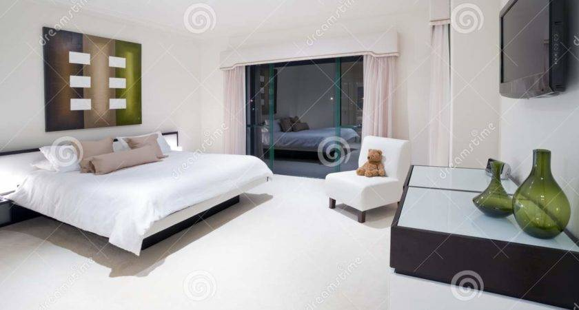 Master Bedroom Luxury Mansion
