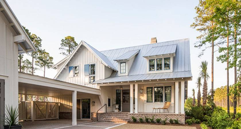 May River House Print Southern Living Plans