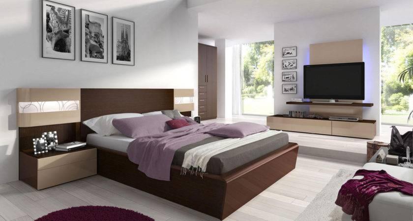 Maya Modern Bedrooms Bedroom Furniture
