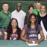 Mccowan Signs Mississippi State Brenham Banner Press Sports