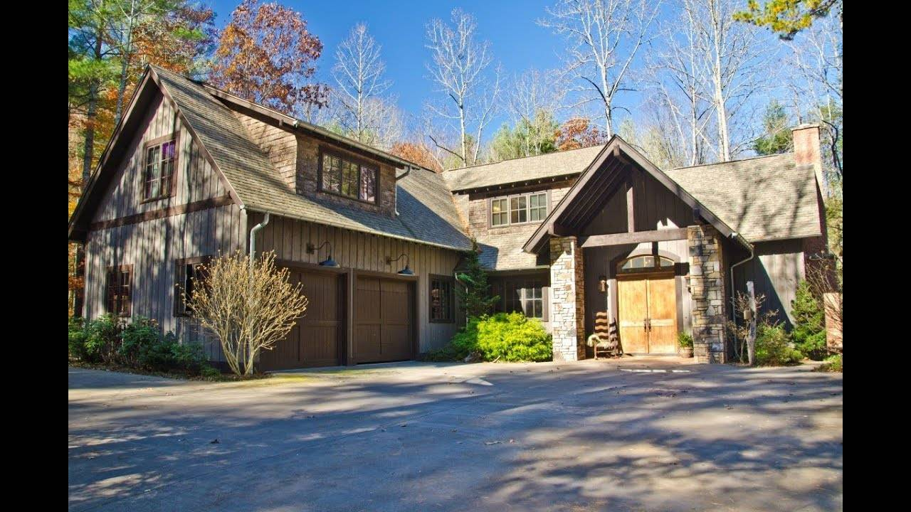 Merriwood Trail Arden Asheville Real Estate Home