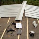 Metal Roof Furring Strips