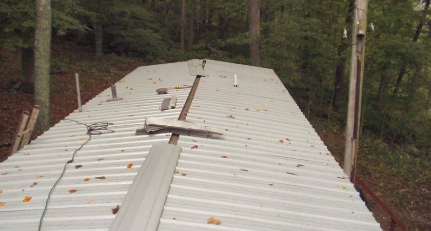 Metal Roofing Mobile Home Roof Over Kits