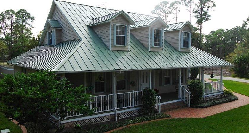 Metal Roofs Attractive Durable Green Energy Efficient