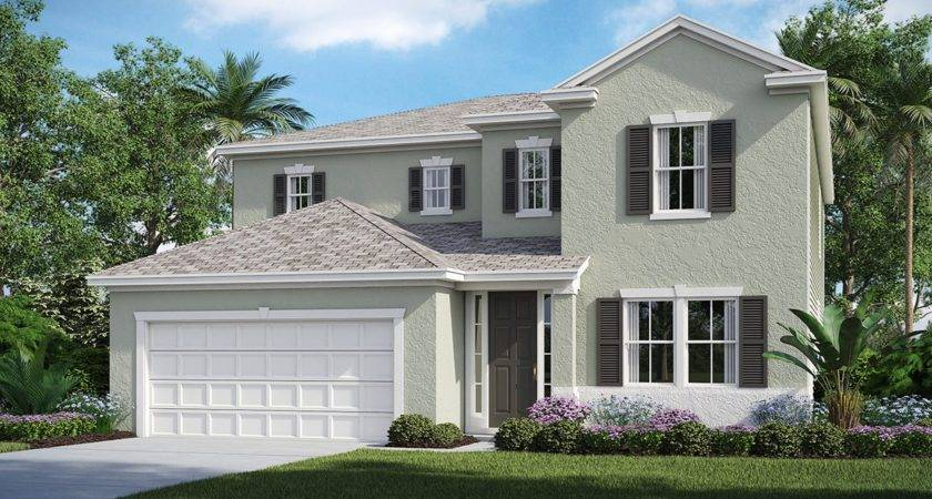 Mill Creek Kendall Town New Home Community