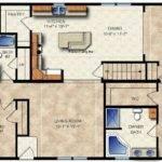 Millbrook Modular Home Floor Plan