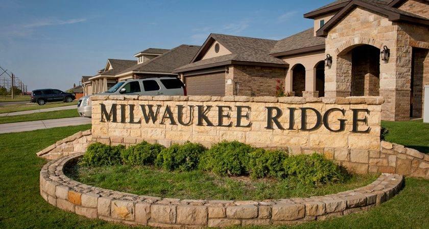 Milwaukee Ridge New Homes Lubbock Betenbough