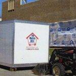 Mobile Attic Portable Storage Unit Recent Construction