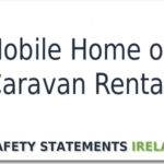 Mobile Home Caravan Rental Safety Statement