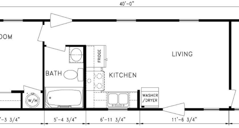 Mobile Home Floor Plan New Bedroom