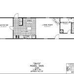 Mobile Home Floor Plans Cavareno Improvment Galleries