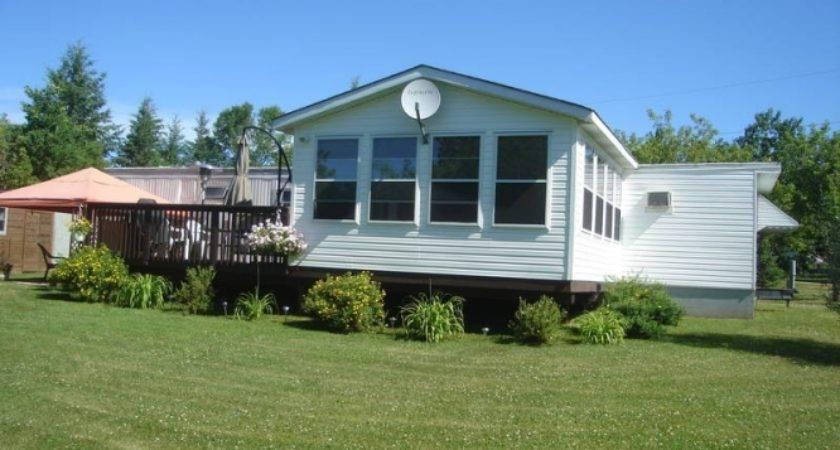 Mobile Home Moved Winnipeg Manitoba Estates Canada