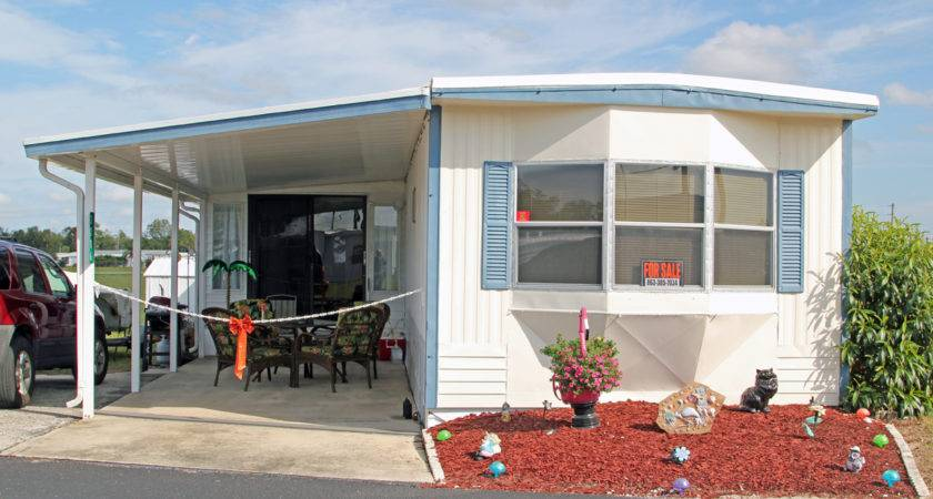 Mobile Home Open Floor Plan Split Bedrooms Has