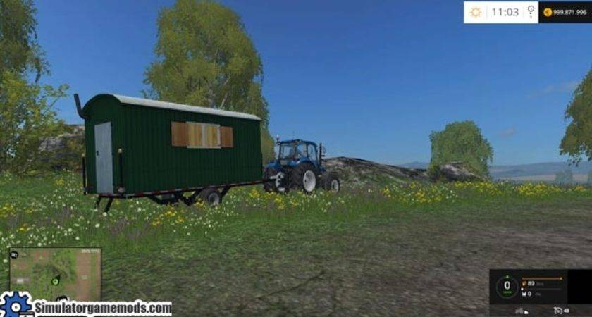 Mobile Home Other Trailer Simulator Games Mods