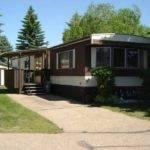 Mobile Home Parkside Estates Reddeer Central Red Deer