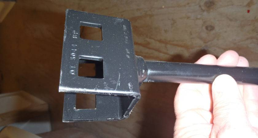 Mobile Home Parts Double Disk Screw Anchors