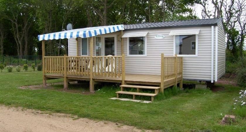Mobile Home Persons Bedrooms Rent Paimpol