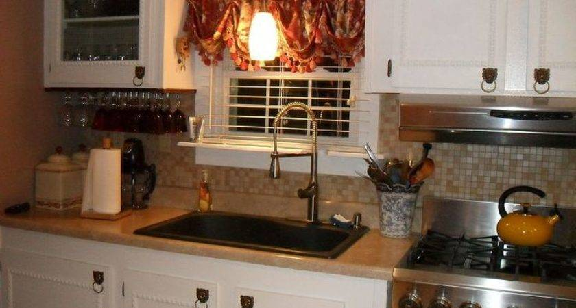 Mobile Home Redone Our Kitchen Homes Mobiles