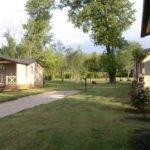 Mobile Home Residence Savannah Camping Etangs Plessac