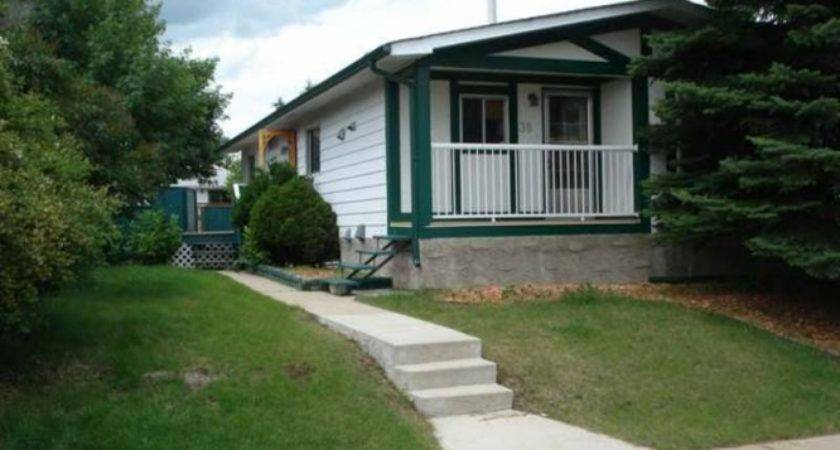Mobile Home Sale Reduced Red Deer Alberta Estates
