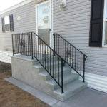 Mobile Home Steps Pinterest