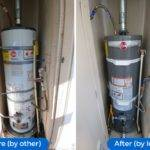 Mobile Home Water Heater Installation