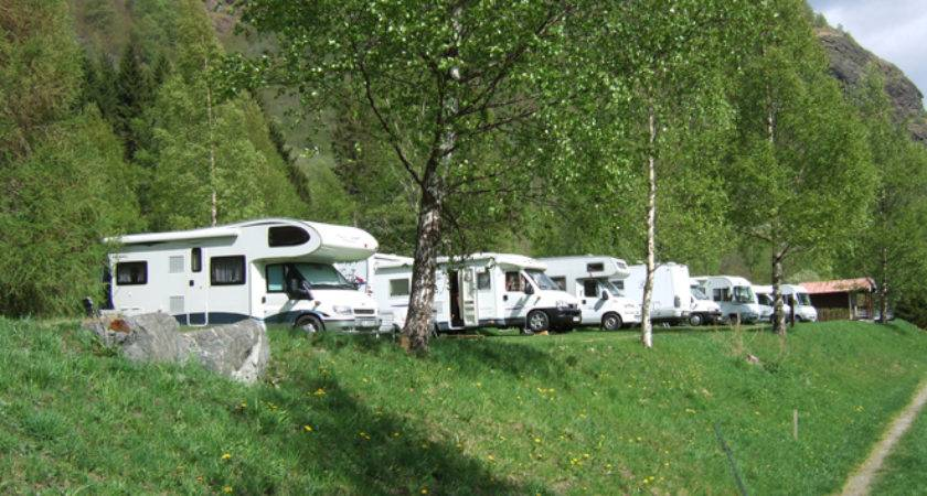 Mobile Homes Camping