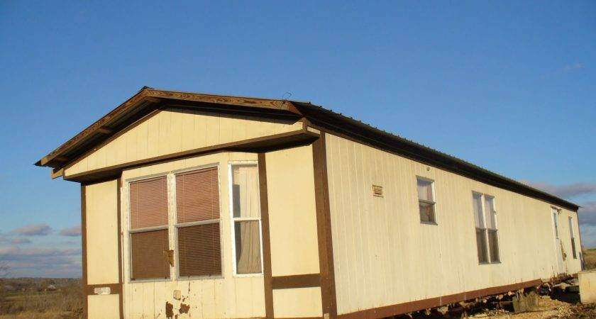 Mobile Homes Deal Singlewide Home Land