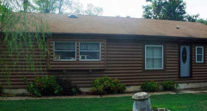Mobile Homes Log Siding Success
