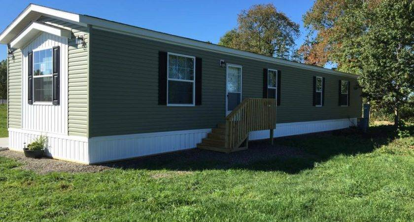 Mobile Homes New Build Buffalo Springville