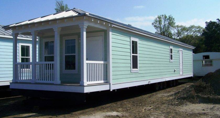 Mobile Homes Travel Trailers Cottages Park Portable Buildings