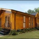 Mobile Log Homes Wood Pinte