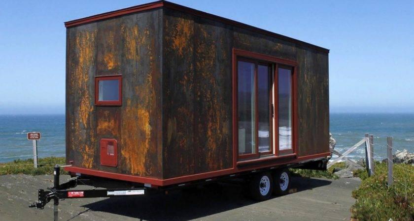 Mobility Tiny Houses Redefine Term Mobile Home Lifelong Nomads