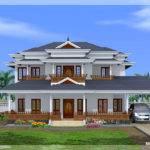Model Bedroom Luxury Home Design Green Homes Thiruvalla Kerala