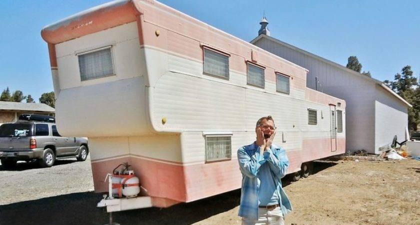 Model Camper Cottages Pinterest Trailers Mobile Homes Mobiles