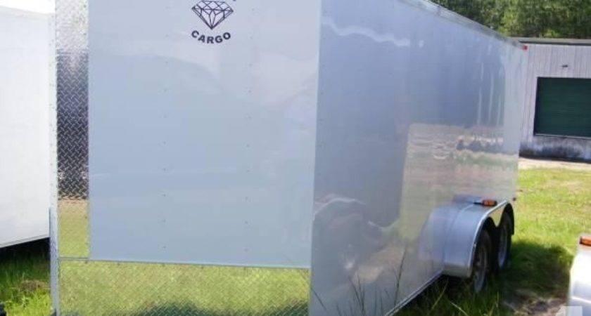 Model Diamond Cargo Enclosed Trailer Sale