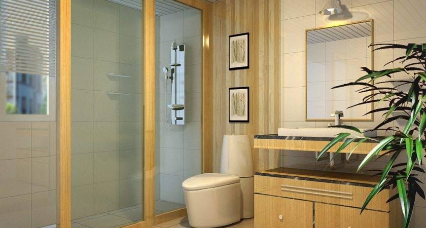 Model Home Bathroom House
