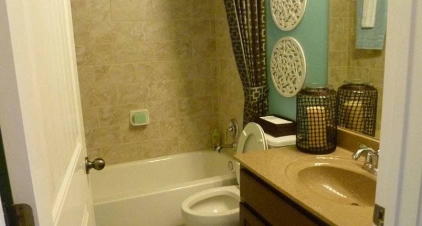 Model Home Bathrooms Breckenridge Plan