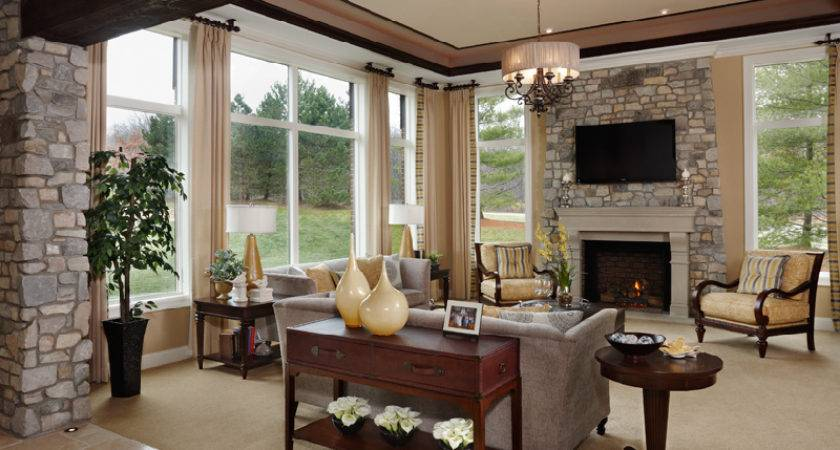 Model Home Interiors Some Inspirations