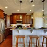 Model Home Kitchen Pinterest