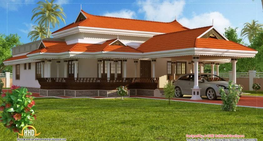 Model House Design Kerala Home Floor Plans