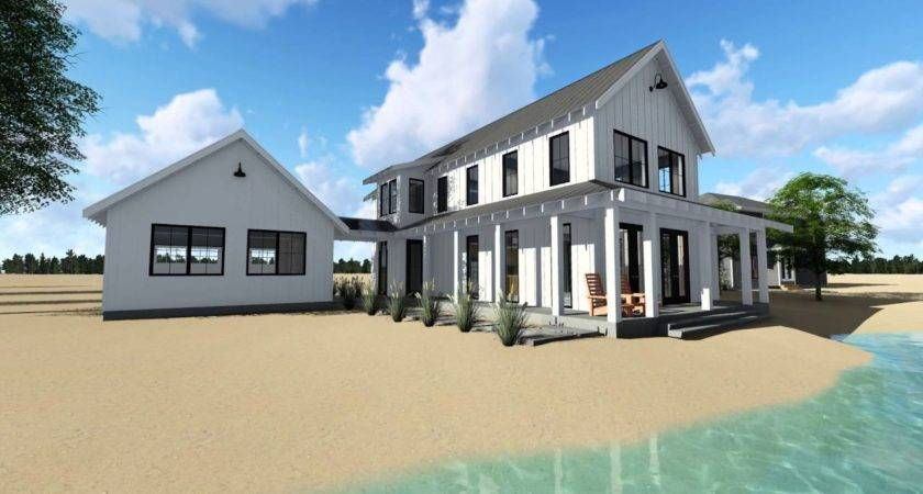 Modern Farmhouse Plans Canton Cabin