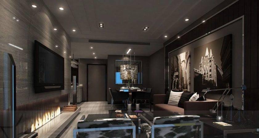 Modern Living Rooms Far East